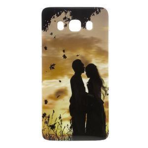Emotive gelový obal na Samsung Galaxy J5 (2016) - romantika - 1