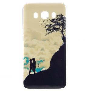 Emotive gelový obal na Samsung Galaxy J5 (2016) - láska - 1