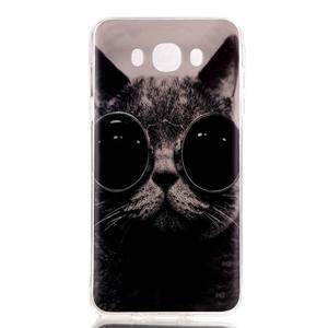 Softy gélový obal pre mobil Samsung Galaxy J5 (2016) - kocour - 1