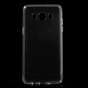Transparentný gélový obal pre mobil Samsung Galaxy J5 (2016) - 1