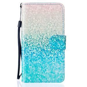 Colory puzdro pre mobil Samsung Galaxy J5 (2016) - gliter - 1