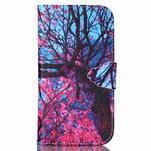 Emotive peňaženkové puzdro pre Samsung Galaxy S3 - strom - 1/6