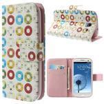Funy puzdro pre mobil Samsung Galaxy S3 - disky - 1/7