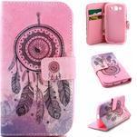 Knížkové pouzdro na mobil Samsung Galaxy S3 - lapač snů - 1/7