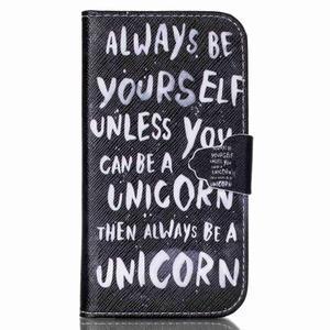 Emotive peněženkové pouzdro na Samsung Galaxy S3 - unicorn - 1