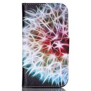 Emotive peněženkové pouzdro na Samsung Galaxy S3 - odkvetlá pampeliška - 1