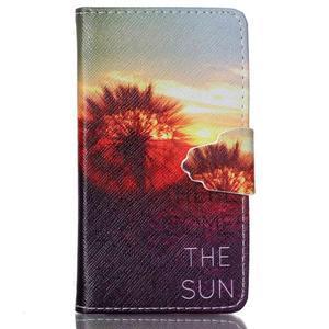 Emotive puzdro pre mobil Samsung Galaxy S3 mini - východ slnka - 1