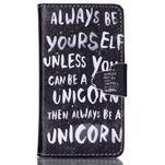 Emotive pouzdro na mobil Samsung Galaxy S3 mini - unicorn - 1/6
