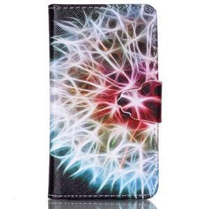 Emotive pouzdro na mobil Samsung Galaxy S3 mini - barevná pampeliška - 1