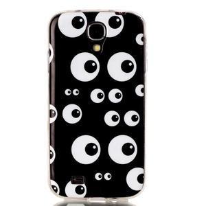 Softy gélový obal pre mobil Samsung Galaxy S4 - kukuč - 1