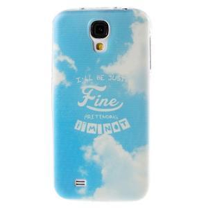Ultratenký slim gélový obal pre Samsung Galaxy S4 - Fine - 1