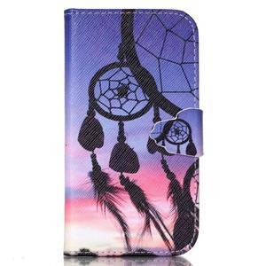 Emotive peněženkové pouzdro na Samsung Galaxy S4 mini - lapač snů - 1