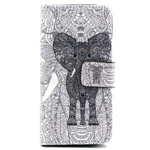 Puzdro na mobil Samsung Galaxy S4 mini - slon - 1