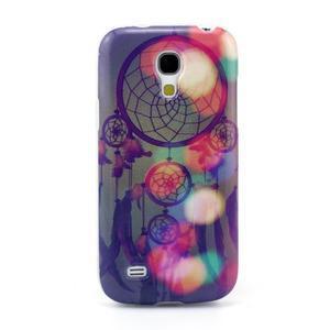 Stylish gelový obal na mobil Samsung Galaxy S4 mini - lapač snů - 1