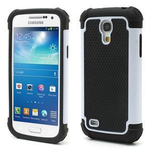 Extreme odolný kryt na mobil Samsung Galaxy S4 mini - bílý - 1