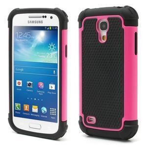 Extreme odolný kryt na mobil Samsung Galaxy S4 mini - rose - 1