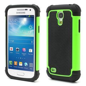 Extreme odolný kryt na mobil Samsung Galaxy S4 mini - zelený - 1