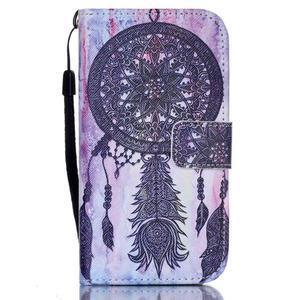Diary peňaženkové puzdro pre mobil Samsung Galaxy S4 mini - dream - 1