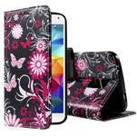 Ochranné pouzdro na mobil Samsung Galaxy S5 - motýlci - 1/6