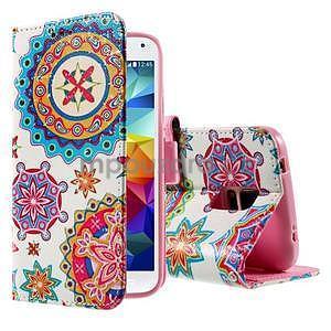 Ochranné puzdro pre mobil Samsung Galaxy S5 - mandala - 1