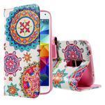 Ochranné puzdro pre mobil Samsung Galaxy S5 - mandala - 1/6