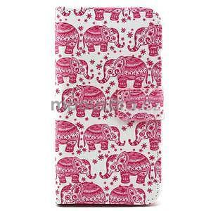 Puzdro pre mobil Samsung Galaxy S5 - slony - 1