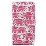 Puzdro pre mobil Samsung Galaxy S5 - slony - 1/6