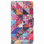 Emotive puzdro pre mobil Sony Xperia M4 Aqua - triangles - 1/6