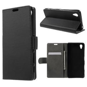 Puzdro pre mobil Sony Xperia X Performance - čierne - 1