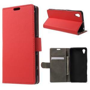 Puzdro na mobil Sony Xperia X Performance - červené - 1