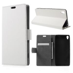 Cardy puzdro pre mobil Sony Xperia XA - biele - 1