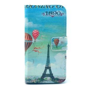 Puzdro pre mobil Sony Xperia Z1 Compact - Eiffelova veža - 1