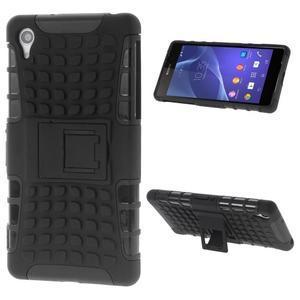 Outdoor odolný kryt na mobil Sony Xperia Z2 - černý - 1