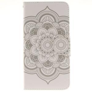 Patt peněženkové pouzdro na Samsung Galaxy A3 (2016) - henna - 1