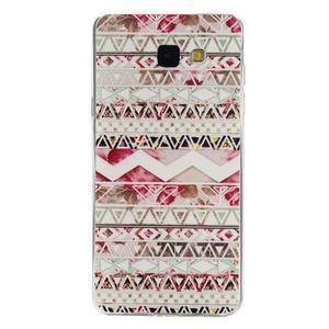 Ultratenký slim obal pre mobil Samsung Galaxy A3 (2016) - triangl - 1