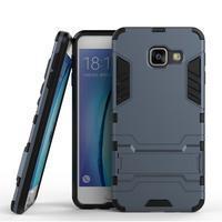 Outdoor odolný kryt na mobil Samsung Galaxy A3 (2016) - tmavěmodrý - 1/2