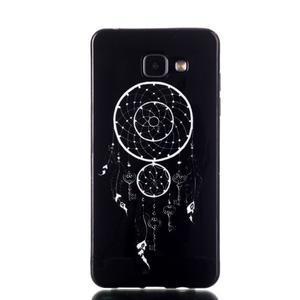 Style gélový obal pre mobil Samsung Galaxy A3 (2016) - lapač snov - 1