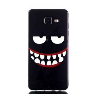 Style gélový obal pre mobil Samsung Galaxy A3 (2016) - monster - 1