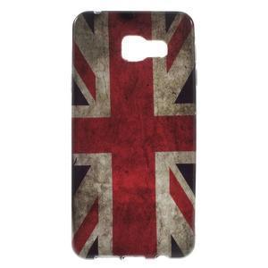 Gélový obal pro Samsung Galaxy A3 (2016) - UK vlajka - 1