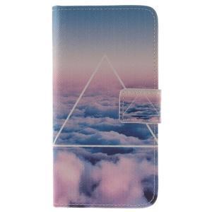 Puzdro pre mobil Samsung Galaxy A3 (2016) - cloud - 1