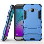 Outdoor odolný obal na Samsung Galaxy J3 - světlemodré - 1/2