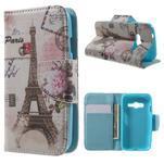 Motive pouzdro na mobil Samsung Galaxy Trend 2 Lite - Paris - 1/7