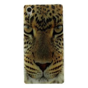 Emotive gélový obal pre Sony Xperia Z2 - leopard - 1