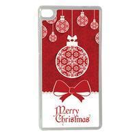Vianočné edice gélových obalov na Huawei Ascend P8 - Vesalé Vianoce - 1/2