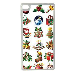 Vianočné edice gélových obalov na Huawei Ascend P8 - Vianoce - 1