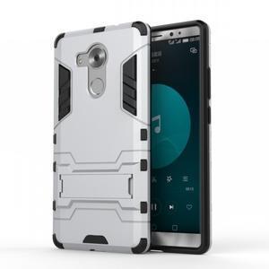 Armor odolný kryt na mobil Huawei Mate 8 - stříbrný - 1