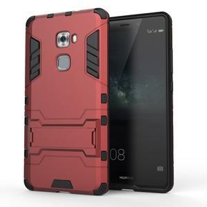 Armour odolný kryt na mobil Huawei Mate S - červený - 1