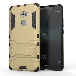 Armour odolný kryt na mobil Huawei Mate S - zlatý - 1