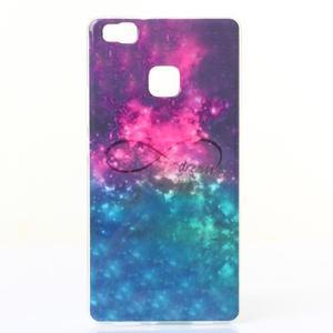 Jelly gelový obal na telefon Huawei P9 Lite - dream - 1