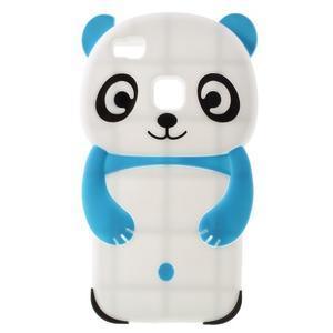 PandaStyle silikonový obal na Huawei P9 Lite - modrý - 1